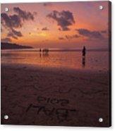 The Island Of God #15 Acrylic Print