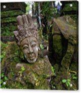 The Island Of God #3 Acrylic Print