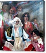 The Italia Family Acrylic Print