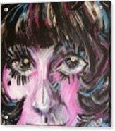 The Jazz Singer Acrylic Print
