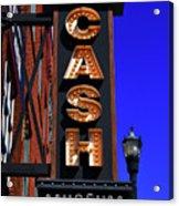 The Johnny Cash Museum - Nashville Acrylic Print