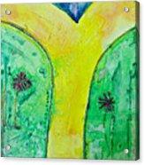 The Journey #56 I'm Walking On Sunshine Acrylic Print