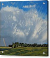 The June Rains Have Passed Acrylic Print