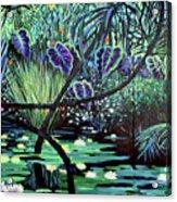 The Jungle Acrylic Print
