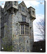 The Keep At Donegal Castle Ireland Acrylic Print