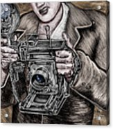 The King Of Cameras Acrylic Print