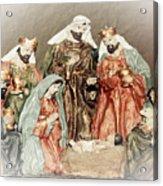 The King Of Kings Acrylic Print