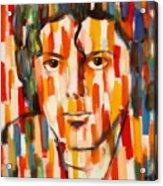 the king of pop Michael Jackson Acrylic Print