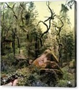 The King's Forest Acrylic Print