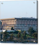 The Knesset, Jerusalem 2 Acrylic Print