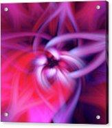 The Knot Fiber 0610 Acrylic Print
