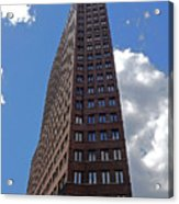 The Kollhoff-tower ...  Acrylic Print