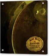 The Konvalinka Music Box Acrylic Print