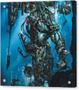 The Kraken Acrylic Print