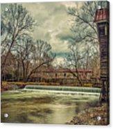 The Kymulga Mill Acrylic Print