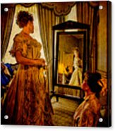 The Lady Of The House Acrylic Print
