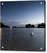 The Lake Ghost Acrylic Print