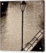 The Lamp Acrylic Print
