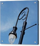 The Lamp Post Acrylic Print