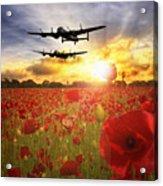 The Lancasters Acrylic Print