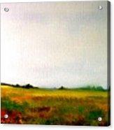 The Land Beyond Acrylic Print