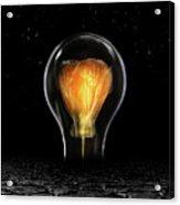 The Last Bright Light Acrylic Print