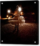 The Last Dance Acrylic Print