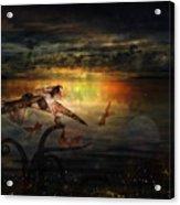 The Last Fairy Tale Acrylic Print