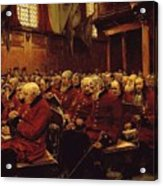 The Last Muster Acrylic Print