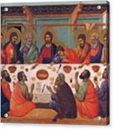The Last Supper 1311 Acrylic Print