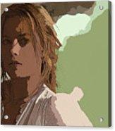 The Legend Of Tarzan Acrylic Print