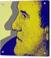 The Legendary Gerard Depardieu Acrylic Print