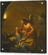 The Liberation Of Saint Peter Acrylic Print