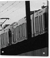 The Light Rail Acrylic Print