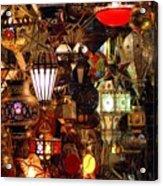 The Light Shop Marrakesh Acrylic Print