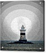 The Light Acrylic Print