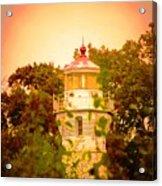 The Light Tower Acrylic Print