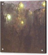 The Light Tree Series Into The Void II Acrylic Print