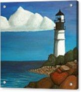The Lighthouse Acrylic Print