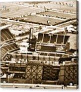 The Linc - Aerial View Acrylic Print