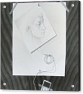 The Link Acrylic Print