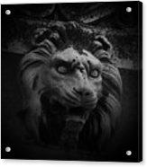 The Lion Gate Acrylic Print