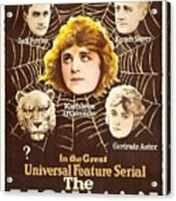The Lion Man 1919 Acrylic Print
