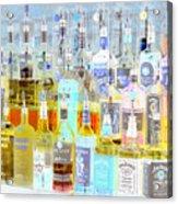 The Liquor Cabinet Acrylic Print