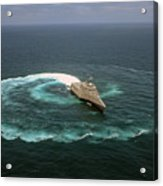The Littoral Combat Ship Uss Independence Acrylic Print