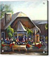 The Local Grill And Scoop Acrylic Print