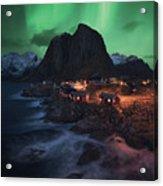 The Lofoten Dream Acrylic Print