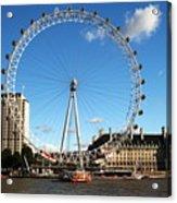 The London Eye 2 Acrylic Print