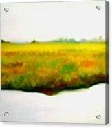 The Long Way Home Acrylic Print