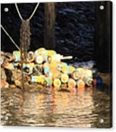 The Lost Bouys Acrylic Print